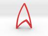 Star Trek Emblem - Cookie Cutter 3d printed
