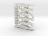 Standard AAR Bogie - sprung 3d printed