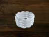Turk's Head Knot Ring 7 Part X 10 Bight - Size 10. 3d printed