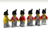 5 x British Shako Wellington  3d printed Example usage