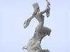 Liberty Statue (small) 3d printed