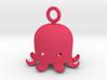 Octopus Pandant 3d printed
