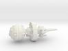Belter Attack Cruiser v2 3d printed