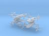 1/700 Bell Boeing Quad Tiltrotor Transport (x4) 3d printed