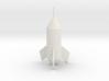 Rocket 3d printed