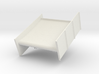 Rear Wing 3d printed