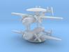 1/700 E-2A/B Hawkeye (x2) 3d printed