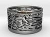Bracelet medium voronoi 1 3d printed
