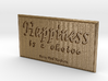 Happiness is a choice 3d printed
