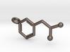 Amphetamine Key Chain 3D Printed 3d printed