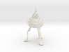 Biomorphic Object #27- Vessel 3d printed