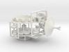 Minibodenmühle 2 - Antrieb 1:220 (Z scale) 3d printed