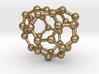 0016 Fullerene c34-1 c2 3d printed