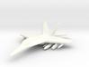 1/285 EA-18 Growler 3d printed