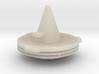 Cassini 1/20th Main Dish Secondary Reflector 3d printed