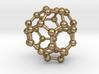 0021 Fullerene c34-6 c3v 3d printed