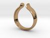 Omega Ring 3d printed