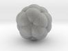 0023 Fullerene c20ih Atoms 3d printed