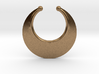 Faux Septum Ring -  Crescent (medium) 3d printed