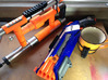 JSPB AttachAnyting-M(NERF MOD) 3d printed Add a caption...