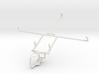 Controller mount for PS3 & Asus Memo Pad 8 3d printed