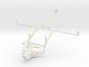Controller mount for PS4 & Asus Memo Pad 8 3d printed