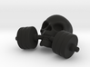 Training-Reminder - Skull with Dumbbell 3d printed