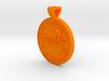 Plastic - Avatar® Keychain / Pendant 3d printed