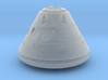 Orion Crew Module (CM) 1:96 3d printed