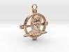 Jehanne Darc pendanttop 3d printed