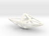 Polyhedral Hanging Planter 3d printed