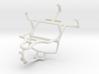 Controller mount for PS4 & Gigabyte GSmart 3d printed
