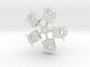 Deck Fairlead 250% (5 pcs.) 3d printed