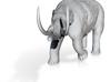 American Mastodon 1 72 (MEST 2015) 3d printed