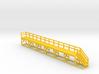 N Scale Train Maintenance Platform SINGLE STAIR RI 3d printed