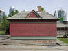 CNR - Signal Box tool Shed (HO Scale) 3d printed Actual Structure Reference