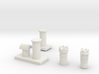 4 Chimneys 00 3d printed