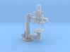 Radial Drill Press O Scale 1/48 3d printed