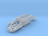 1:160 N Scale Bottom Dump Trailer 3d printed