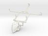 Controller mount for PS3 & Motorola ATRIX HD MB886 3d printed