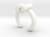 Knot Bracelet Small 3d printed