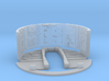 YT1300 5 FOOTER CABIN WALLS 3d printed