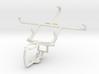 Controller mount for PS3 & Motorola Electrify 2 XT 3d printed