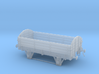 Old-timer freight gondola HO-OO scale  3d printed