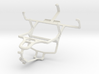 Controller mount for PS4 & Motorola ROKR E6 3d printed