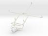 Controller mount for PS4 & Pantech Element 3d printed