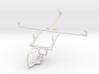 Controller mount for PS3 & Pantech Vega No 6 3d printed
