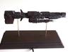 Aurora Ship (hollowed) 3d printed