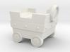 Mine cart 3d printed