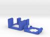 ZMR250 Tilt  with frame v1 3d printed